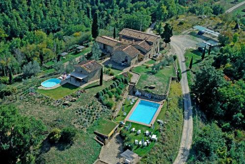 . Castello Di Montegonzi