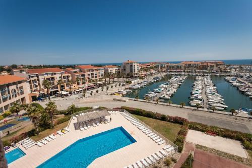 Résidence Mer & Golf Port Argelès - Hôtel - Argelès-sur-Mer