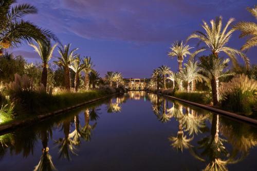 Route du Golf Royal, Palmeraie, 40000 Marrakech, Morocco.