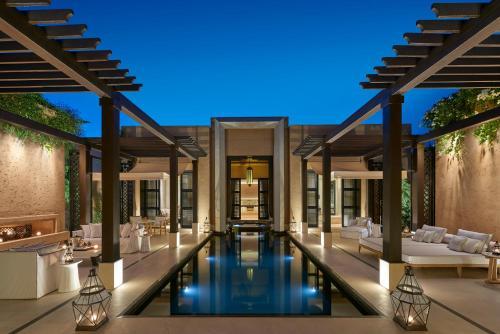 Mandarin oriental hotel review marrakech telegraph travel for Design boutique hotels chalkidiki
