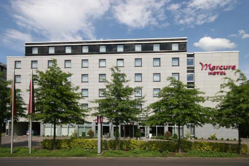 Mercure Hotel Düsseldorf City Nord photo 38
