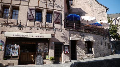 Auberge Saint Jacques - Hôtel - Conques-en-Rouergue