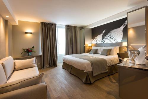 Midnight Hotel Paris impression