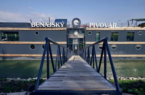 Hotel Botel Dunajský Pivovar