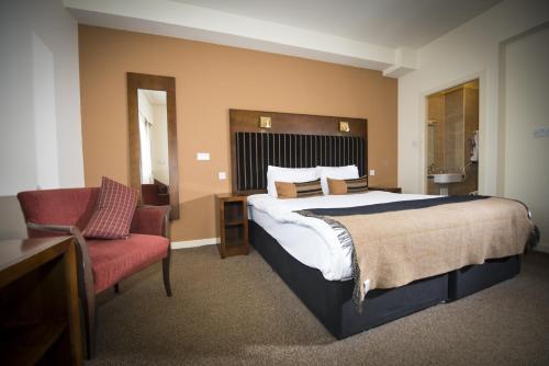 Columba Hotel Inverness by Compass Hospitality Oda fotoğrafları