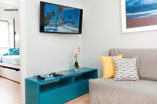 Hotel Apartamento Bajamar 12