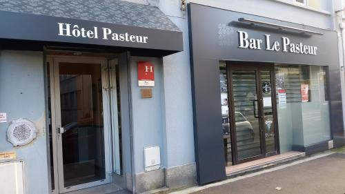 . Le Pasteur
