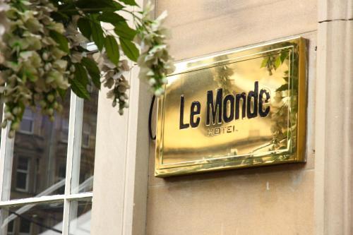 Le Monde Hotel photo 13