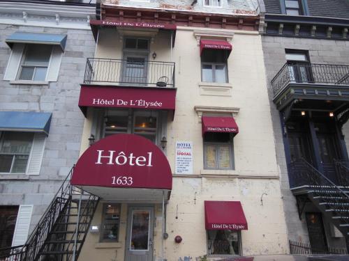 Hotel de l'Elysée (B&B)