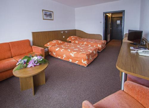 Twin Room (2 Adults + 1 Child up to 11 years) -SPA Access