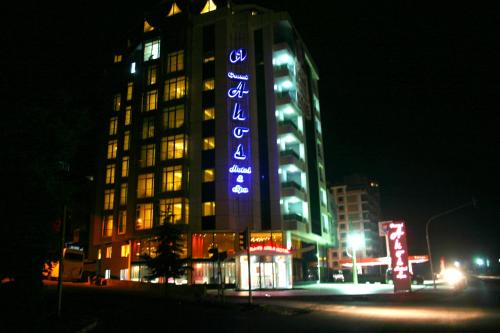 Ereğli Grand Ahos Hotel & Spa rezervasyon