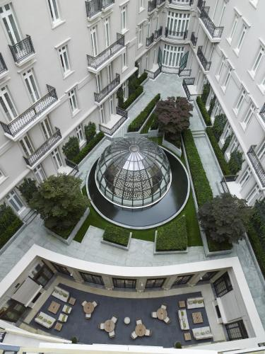 Corinthia Hotel London Zimmerfotos