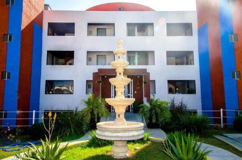 Hotel Confort Ejecutivo Suites Lindavista