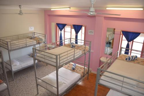 Seng i sovesal med 4 senger  (Bed in 4-Bed Dormitory Room)