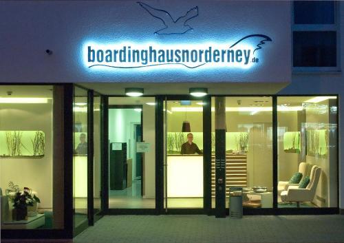 . Apartments Boardinghaus Norderney