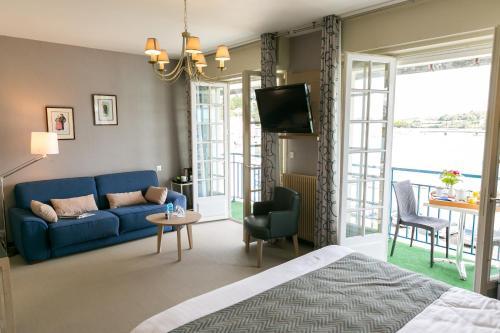Hôtel Le Goyen