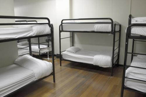 Bed in 12-Bed Mixed Dormitory Room with Private Bathroom