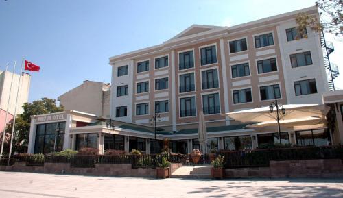 Canakkale Buyuk Truva Hotel yol tarifi