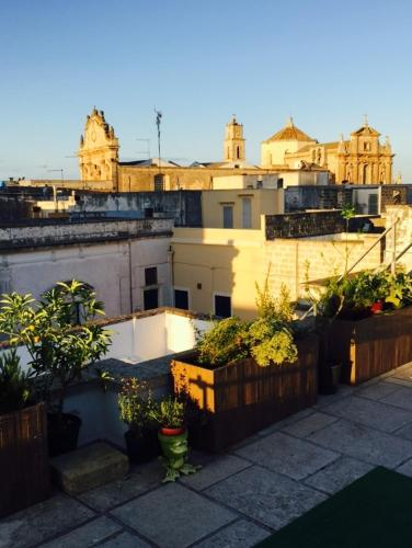 A Hotel Com B B La Terrazza Di Corte Sant Anna Pensione