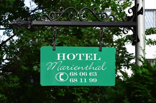 Hotel Marienthal Garni photo 36
