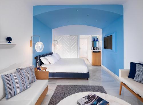 Mykonos Grand Hotel & Resort room Valokuvat