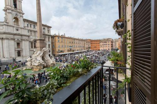 Piazza Navona 93, 00186 Rome, Italy.