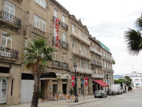 . Hotel Compostela Vigo