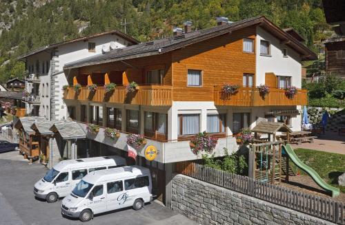 Hotel Bergfreund - Herbriggen