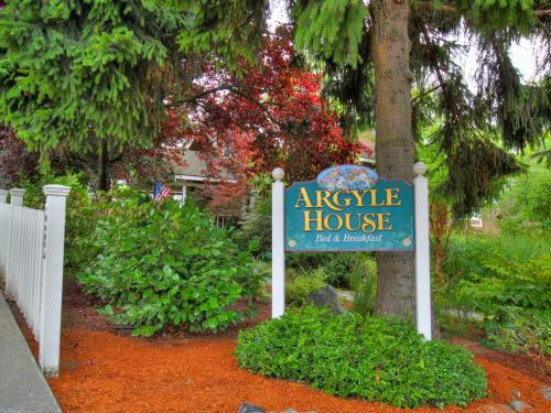 . Argyle House Bed and Breakfast