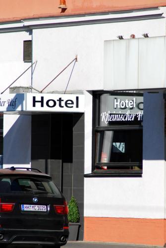 Hotel Rheinischer Hof photo 8