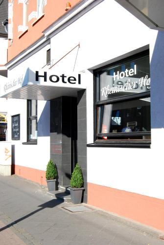 Hotel Rheinischer Hof photo 9