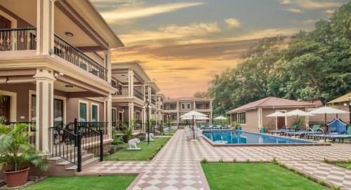 . Seashell Suites and Villas