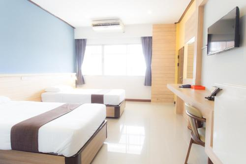 Asia Lampang Hotel Asia Lampang Hotel