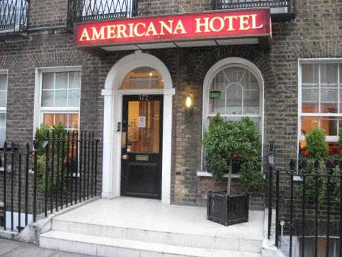 Americana Hotel, St Johns Wood