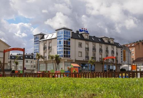 . Hotel Playa de Laxe