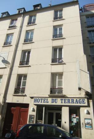Hôtel du Terrage photo 18