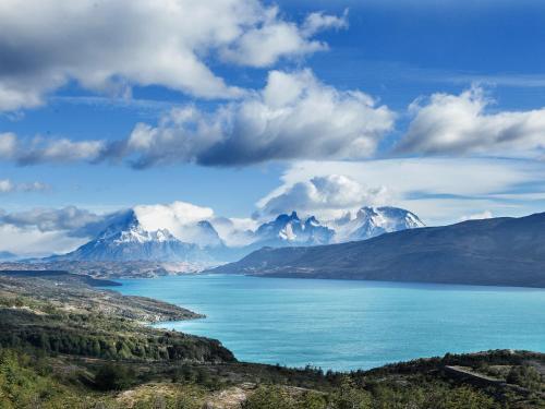 Ladrilleros 105, Puerto Natales, Chile.