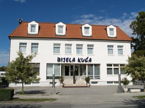 Bijela kuća - Hotel - Koprivnica
