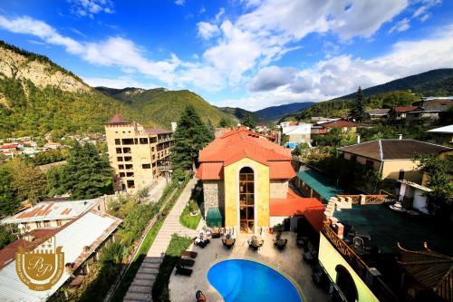 Borjomi Palace Health & Spa Center - Hotel - Borjomi