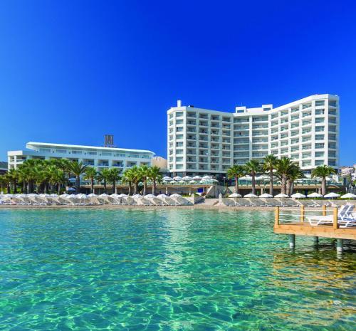 Cesme Boyalik Beach Hotel & Spa Cesme telefon