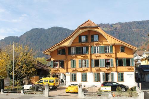 Residence Jungfrau, 3800 Interlaken