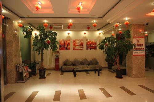 . Jinjiang Inn Baotou Wenhua Road