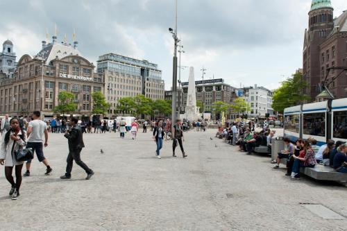 Amsterdam City Center Apartments photo 65