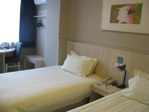 Jinjiang Inn Qingdao Hai'er Road istabas fotogrāfijas
