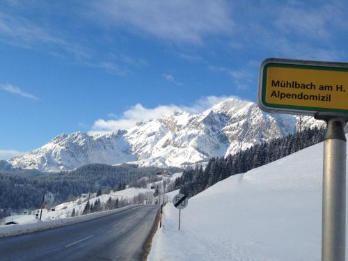 Alpendomizil Pia Mühlbach am Hochkönig