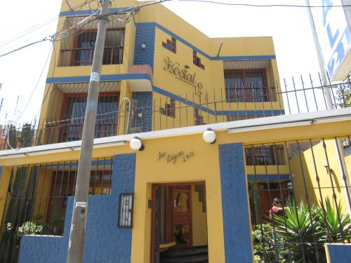 HotelHostal Siglo 21