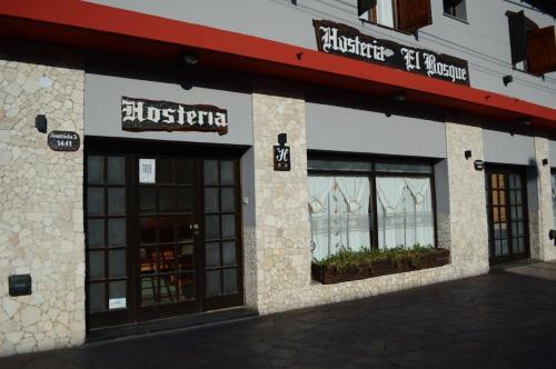 Фото отеля Hosteria El Bosque