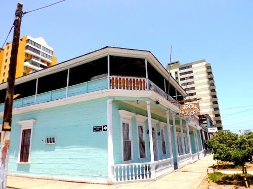 Hotel Hostal Casa Norte