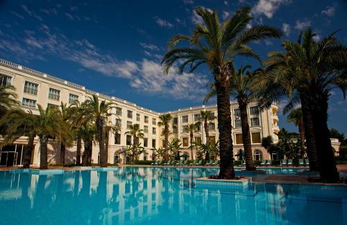 Antalya IC Hotels Airport harita
