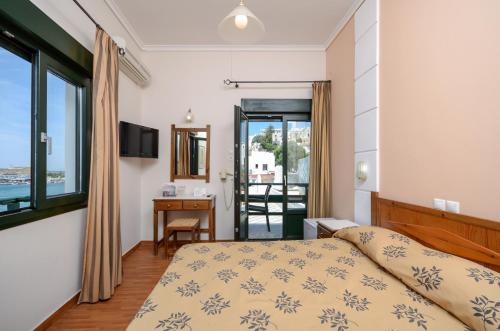 Quarto Duplo com Vista Porto (Double Room with Port View)